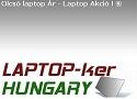 Laptop webáruház