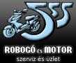 555 Robogó és motor szerviz és üzlet logo